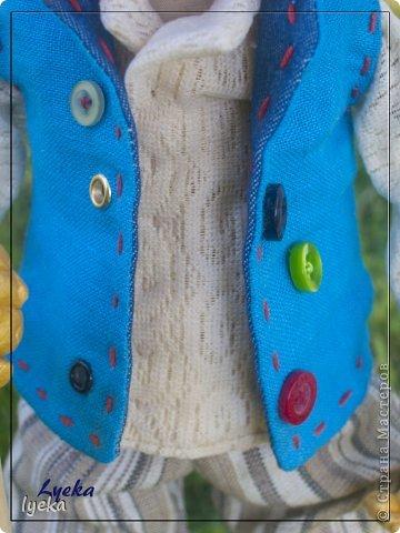 Парень веселый с золотыми руками и добрым сердцем, а также, с лопатой и лейкой! :) Копает и поливает на пятерку! фото 6