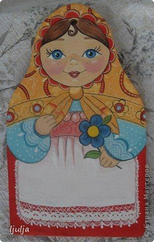 Великоустюгская роспись. Моя работа.  фото 3