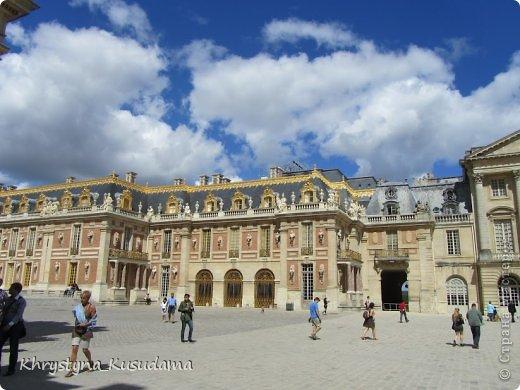 хочу в Париж, хочу в Версаль... хочу бежать куда-то вдаль. прекрасных роз насобирать и там остаться дней на пять. фото 4