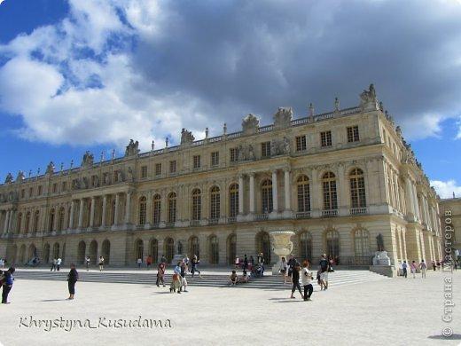 хочу в Париж, хочу в Версаль... хочу бежать куда-то вдаль. прекрасных роз насобирать и там остаться дней на пять. фото 5