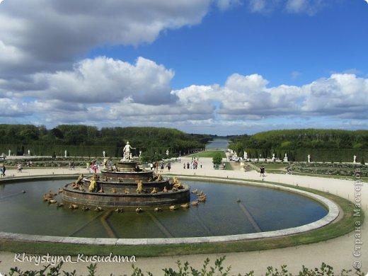 хочу в Париж, хочу в Версаль... хочу бежать куда-то вдаль. прекрасных роз насобирать и там остаться дней на пять. фото 7