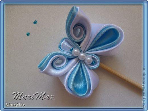 Бабочка-магнит фото 2