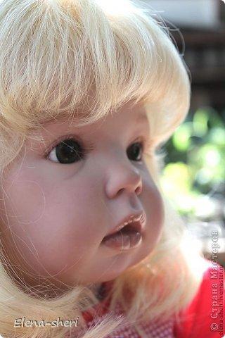 Кукла-реборн Лиза  фото 1