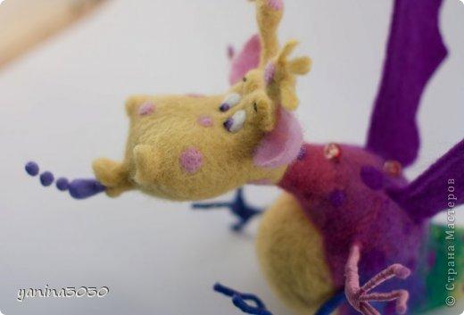 Пузырик — герой детской книжки. Он очень веселый, добрый и заботливый. У него много друзей, он очень милый и вместо огня пускает мыльные пузыри:) фото 3