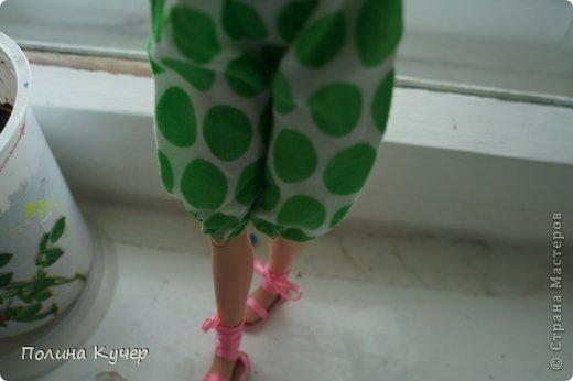 Добрый день, СМ! Хочу показать Софи перед прогулкой) (панамка ручная) фото 2
