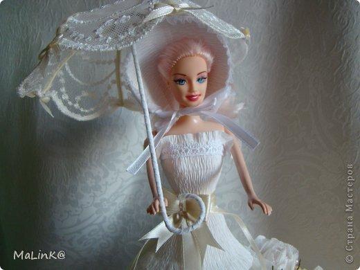Доброго времени суток дорогие мастерицы!Выставляю на ваш суд куклу,сделала для подруги дочери !Конфеты Nye и Фундук Петрович ! фото 4