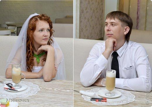 """Ну вот! Наконец-то добрались мои руки выложить фото-репортаж с моей Клеверной свадьбы. Давно я хотела это сделать, но вот как-то так.... В общем """"Я ВЫШЛА ЗАМУЖ!"""" Предупреждаю сразу очень много фотографий.  С моим будущим мужем мы жили некоторое время до свадьбы вместе. И когда решился вопрос со свадьбой, мы подумали и решили что не будем обрамлять кошельки родителей и будем гулять за собственные деньги. А у меня студентки на дневном и любимого-заочника денег много не появится - решили экономить и делать все своими руками.   фото 10"""
