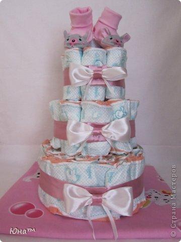 Видела много тортиков на сайте, решила и я попробовать )))
