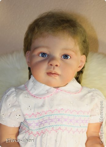 кукла-реборн Луиза  фото 5