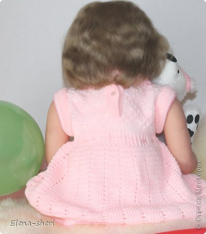кукла-реборн Луиза  фото 6