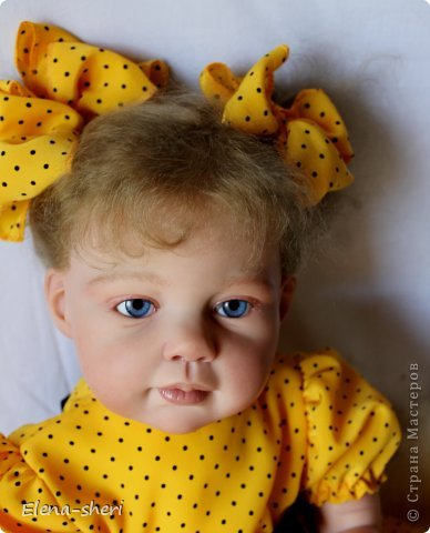 кукла-реборн Луиза  фото 1