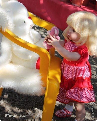 Кукла-реборн Лиза  фото 9
