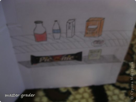 А вот и холодильник.Та-дам фото 3