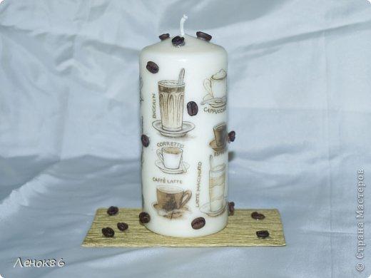 Девочки, здравствуйте. Хочу показать Вам некоторые свои работы по декорированию свечей. К сожалению нет общей фотографии, поэтому загрузила много. Наборчики свечей. Украшены ароматным саше. фото 8