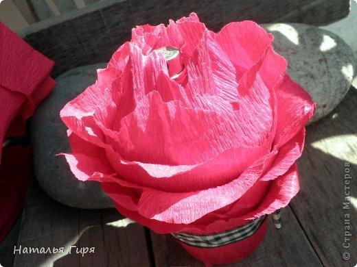 """Упаковка """"Бутон розы"""" фото 3"""