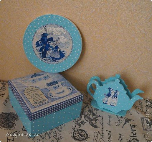 Вот очередной мой чайный наборчик. фото 1