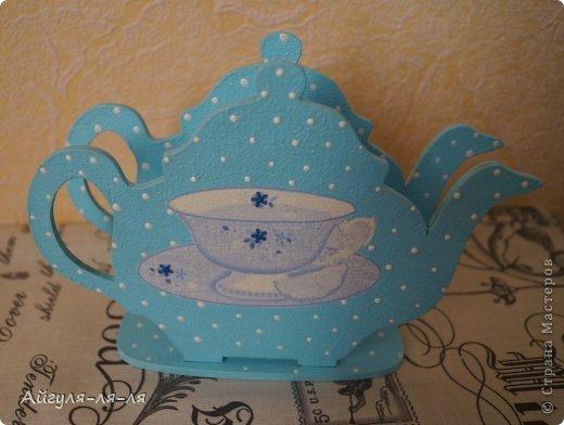 Вот очередной мой чайный наборчик. фото 5