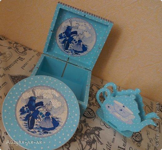 Вот очередной мой чайный наборчик. фото 8