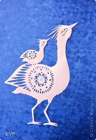 Таких птичек- Angie Pickman - подсмотрела у Маруси Волчесуйте  https://stranamasterov.ru/node/531994  Спасибо за красоту!!!! фото 2