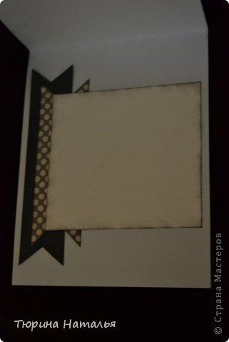 """Добрый вечер, """"Страна""""!!!Усердие так и прёт последнее время...За 4 дня сотворила 12 открыток , одну правда щелкнуть забыла и уже подарила(((, ну ничего...Пробую себя в разных стилях, посмотрите , что вышло)))) фото 16"""