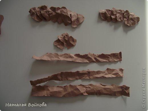 Мастер-класс Поделка изделие Скрапбукинг Ассамбляж Винтажная роза МК или мои эксперименты с бумагой Бумага фото 11