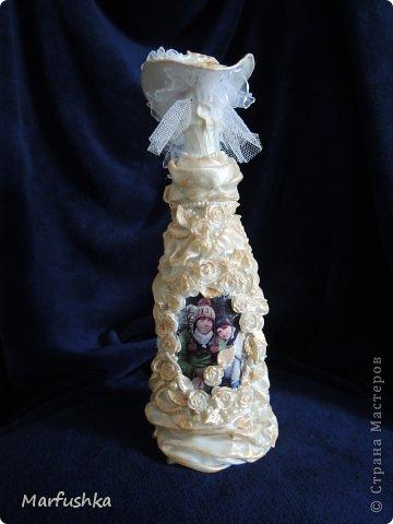 У моего племянника образовалась свадьба! Пришлось срочно забросить все свои дела, а их пруд-пруди,и заняться бутылочкой!  фото 1