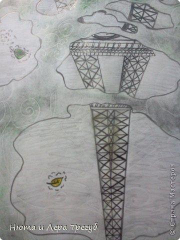 La tour eiffel ))))))))))))))))) фото 3