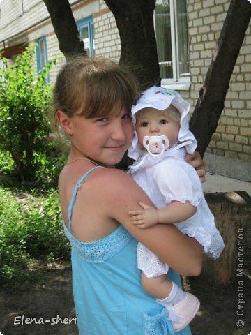 Кукла Полиночка фото 8