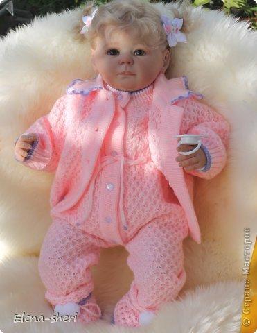 Кукла Полиночка фото 3