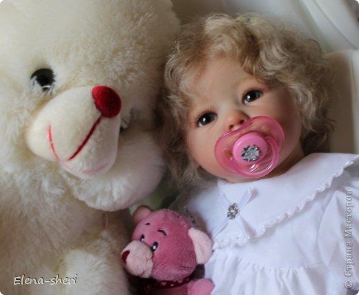 Кукла Полиночка фото 2