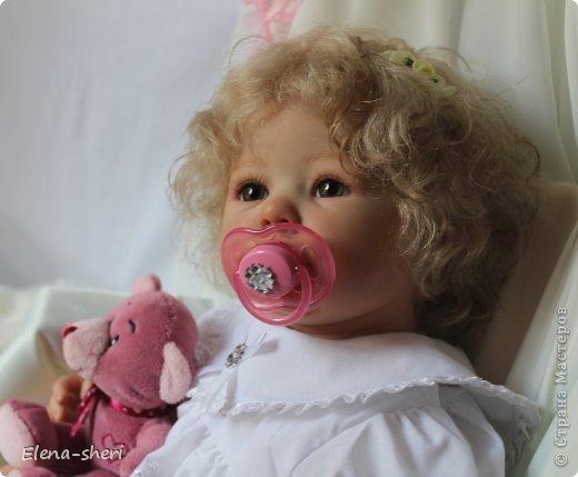 Кукла Полиночка фото 1