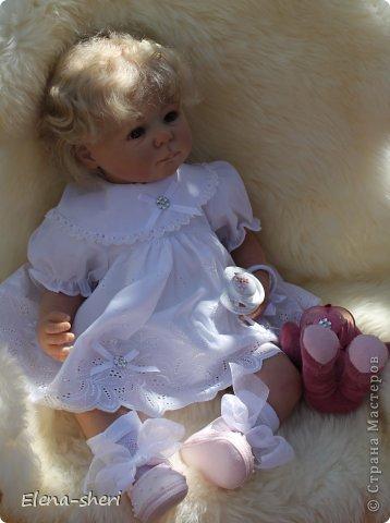 Кукла Полиночка фото 7