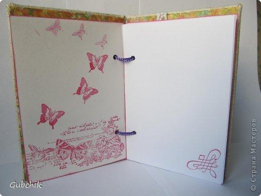 Новые летние блокнотики)) фото 5