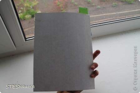 Всем привет. Решила я сделать подарок моей знакомой. Получился вот такой вот блокнотик. Основа листы из тетради. Обложка картон. Цветок офисная бумага. Надпись фломастерами. Картинка из интернета.  фото 11