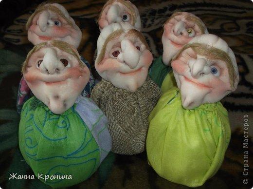 Куклы Мастер-класс Оберег Шитьё МК по созданию Ёжки Капрон Клей фото 36