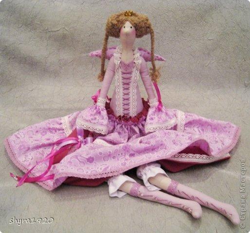 """Вот мои новые куколки из серии """"Царские дочки"""" фото 3"""