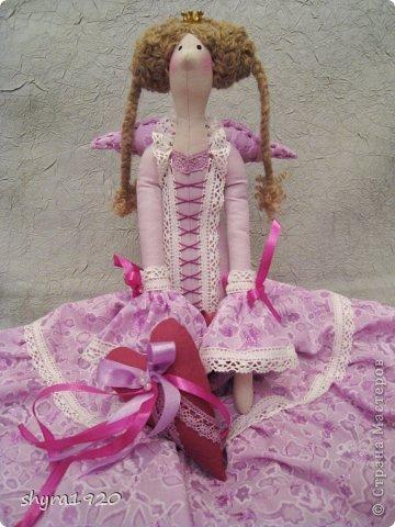 """Вот мои новые куколки из серии """"Царские дочки"""" фото 6"""