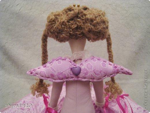 """Вот мои новые куколки из серии """"Царские дочки"""" фото 7"""