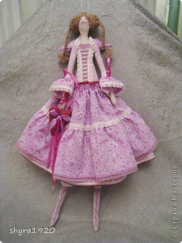 """Вот мои новые куколки из серии """"Царские дочки"""" фото 8"""