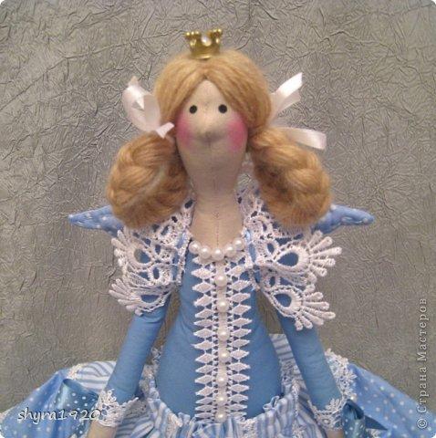 """Вот мои новые куколки из серии """"Царские дочки"""" фото 9"""