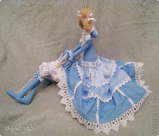 """Вот мои новые куколки из серии """"Царские дочки"""" фото 13"""