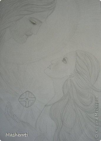 Мои зарисовки...наброски, карандаш фото 7