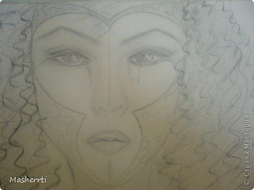 Мои зарисовки...наброски, карандаш фото 1