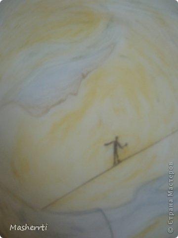 Мои зарисовки...сухая пастель фото 2