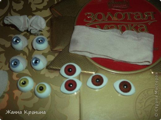 Куклы Мастер-класс Оберег Шитьё МК по созданию Ёжки Капрон Клей фото 29