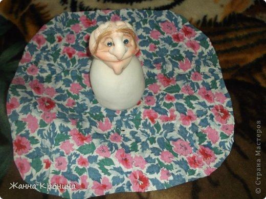 Куклы Мастер-класс Оберег Шитьё МК по созданию Ёжки Капрон Клей фото 34