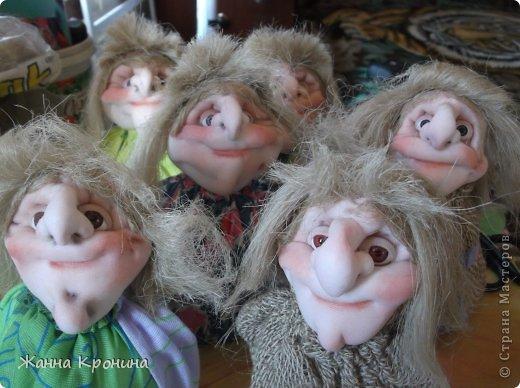 Куклы Мастер-класс Оберег Шитьё МК по созданию Ёжки Капрон Клей фото 37