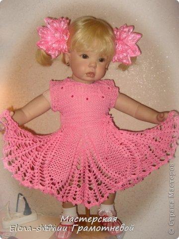 Кукла-реборн Лиза  фото 10