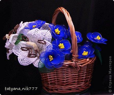 Цветы светильники из капрона. фото 5