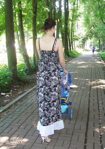 Гардероб Мастер-класс Шитьё Мило просто и удобно - сарафан своими руками  Ткань фото 4